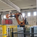 THE FIRST ROBOT FOR PALLET COMMISSIONING RELEASED